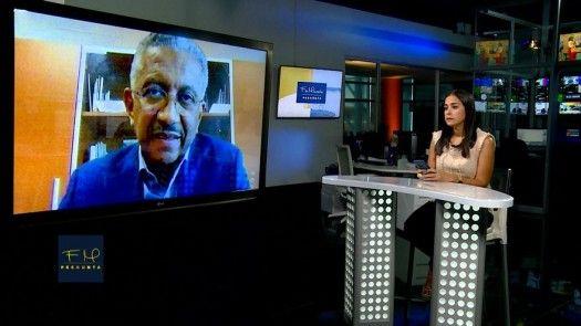 Flor Mizrachi Pregunta: Dr. Eduardo Ortega, secretario del Senacyt