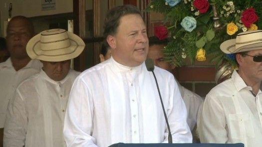 Varela encabezó actos protocolares en La Villa de Los Santos