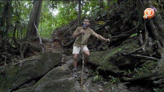 Cascadas de El Guabal Santa Fé en Veraguas