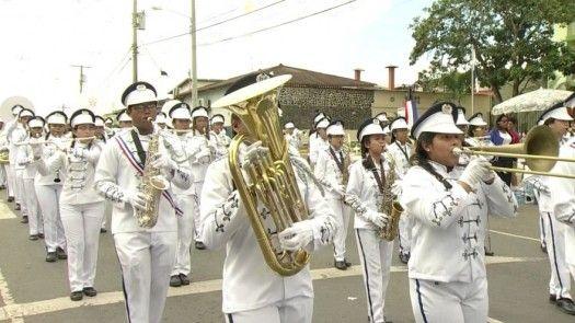 Desfiles en La Chorrera en conmemoración del 28 de noviembre