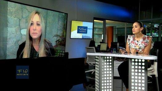 Flor Mizrachi Pregunta: Natasha Wolcovinsky, psicóloga clínica