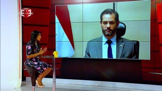 Cara a Cara con Ramón Martínez, ministro de Comercio e Industrias