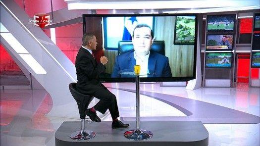 Cara a Cara con Héctor Ortega, director general del Metro de Panamá