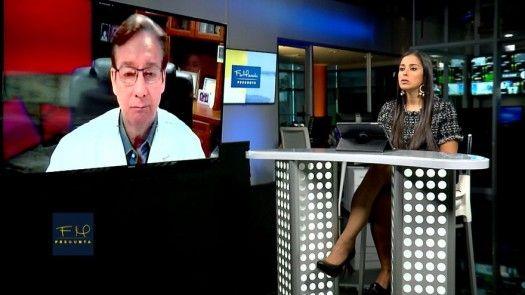 Flor Mizrachi Pregunta: Xavier Sáez-Llorens, infectólogo