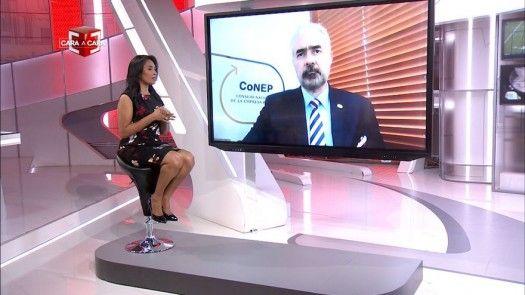 Cara a Cara con Julio De La Lastra, presidente de Conep