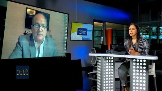 Flor Mizrachi Pregunta: Harry Díaz, exmagistrado