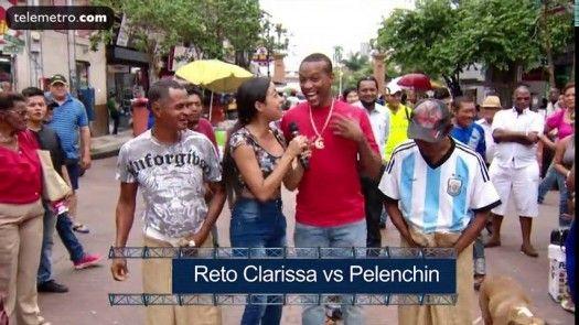Reto Clarissa Abrego Vs Pelenchin Caballero