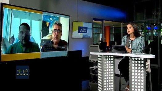 Flor Mizrachi Pregunta: Julio Sandoval, intensivista, y Miguel Mayo, exministro de Salud