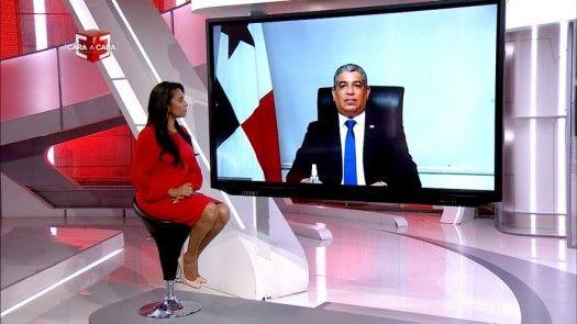 Cara a Cara: Luis Francisco Sucre, ministro de Salud de Panamá