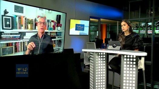 Flor Mizrachi Pregunta: Carlos Chirinos, editor de política de Univision
