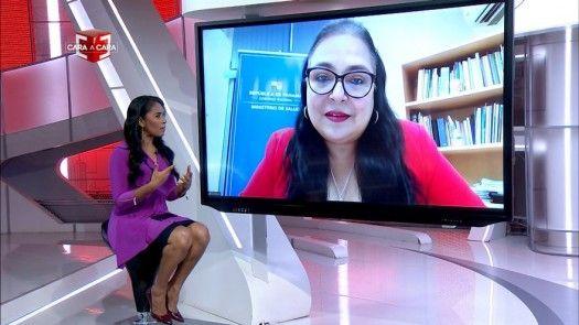 Cara a Cara con Lourdes Moreno, jefa de Epidemiología del Minsa