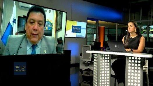 Flor Mizrachi Pregunta: Eduardo Ulloa, procurador General de la Nación