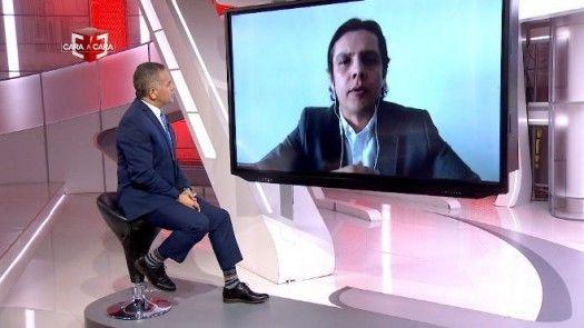 Cara a Cara con Rodrigo De Antonio, epidemiólogo