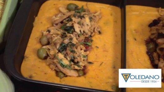¿Qué sería del tamal de olla sin pollo Toledano?