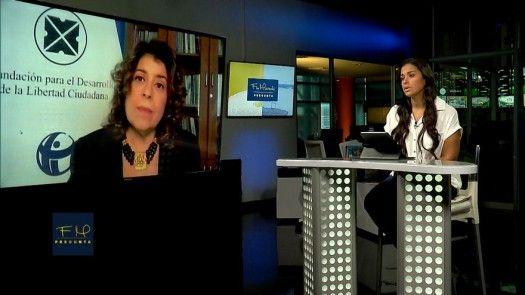 Flor Mizrachi Pregunta: Olga De Obaldía, directora de Transparencia Internacional capítulo de Panamá