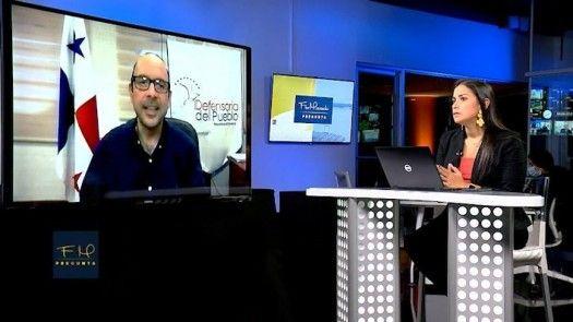Flor Mizrachi Pregunta: Eduardo Leblanc, Defensor del Pueblo