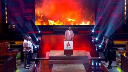 4to programa de Fuego vs. Fuego - Parte I