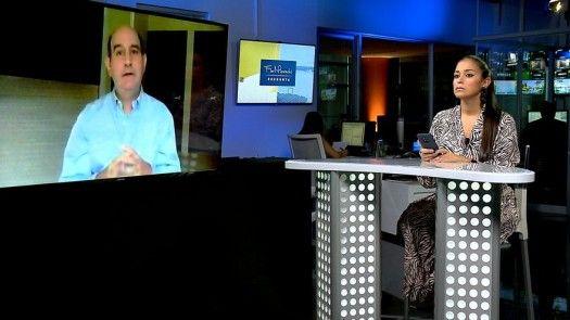 Flor Mizrachi Pregunta: Felipe Chapman, economista