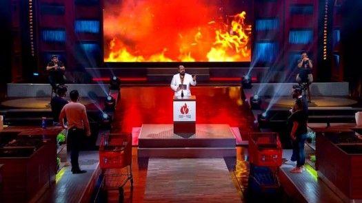 3er programa de Fuego vs. Fuego - Parte I