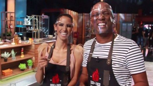 Franklyn y Carmen: Lo más difícil fue la estufa, nos quería hacer intriga