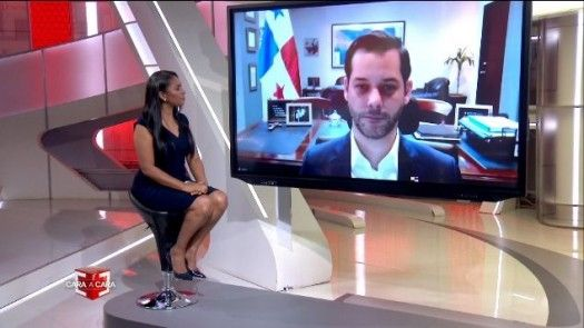 Cara a cara con Ramón Martínez, ministro de Comercio e Industrias de Panamá