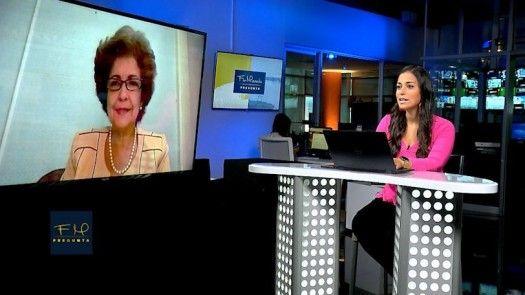Flor Mizrachi Pregunta: Dra. Marta Illueca, investigadora clínica y científica