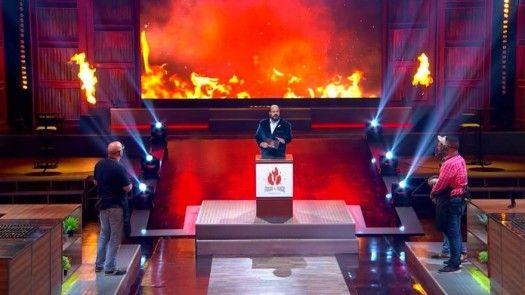 2do programa de Fuego vs. Fuego - parte II