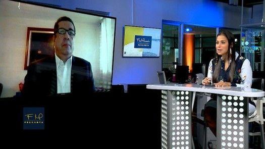 Flor Mizrachi Pregunta: Rodrigo Noriega, abogado y analista político