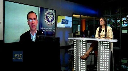 Flor Mizrachi Pregunta: Jean Pierre Leignadier, presidente de la CCIAP