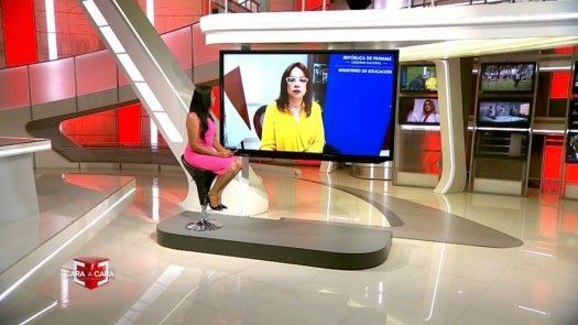 Cara a Cara con Maruja Gorday de Villalobos, ministra de Educación