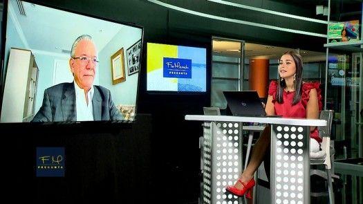 Flor Mizrachi Pregunta: Jorge Nicolau, consultor