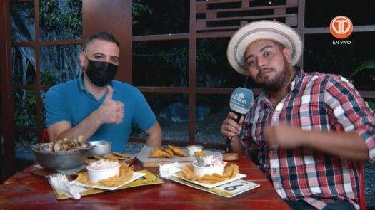 Recorrido gastronóomico con el chef Héctor