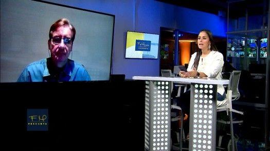 Flor Mizrachi Pregunta: Xavier Sáez-Llorens, pediatra infectólogo