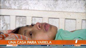 Familia de joven con parálisis cerebral necesita terreno para construcción de una casa