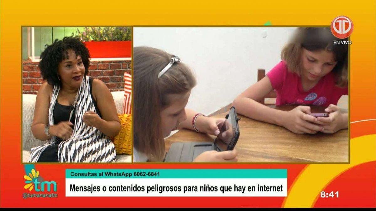 Especialista habla sobre la importancia de vigilar el uso de la tecnología en los jóvenes