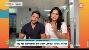 Sebastián Carvajal y Diana Hoyos: Prepárense
