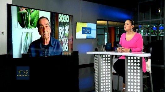 Flor Mizrachi Pregunta: Jorge Motta, especialista en salud pública