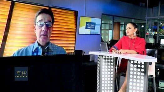 Flor Mizrachi Pregunta: Xavier Sáez-Llorens, asesor del Comité de COVID-19 en Panamá
