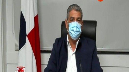 Cara a cara con Luis Francisco Sucre, ministro de Salud