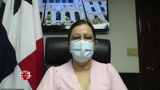 Cara a Cara con Rosario Turner, ministra de Salud
