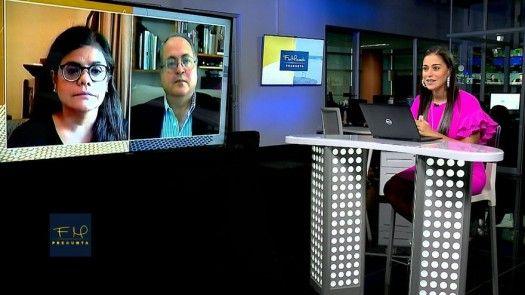 Flor Mizrachi Pregunta: Psiquiatras Susana De León y  José Calderón
