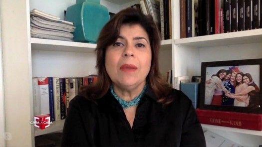 Cara a Cara con Olga De Obaldía, directora de Transparencia Internacional Capítulo de Panamá