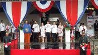 Vicepresidente Carrizo participa de celebración del 28 de noviembre en Boquete