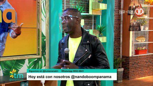 Nando Boom sorprende con su nuevo tema Bonita