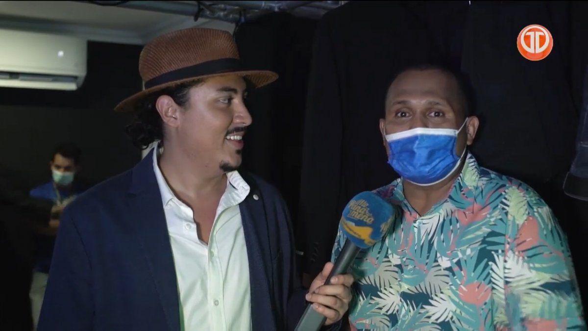 Todo lo que pasó en el backstage del aniversario de A Lo Panameño