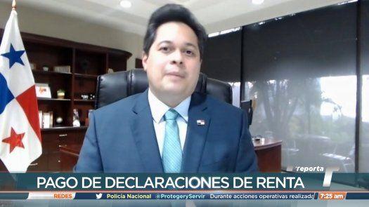 Sobre plazo para entregar declaración de renta y gastos estatales, habló De Gracia
