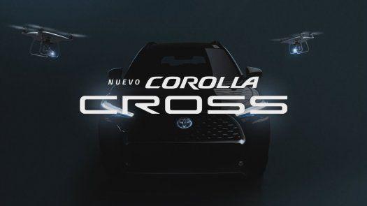 Pronto conoce el Nuevo Corolla Cross