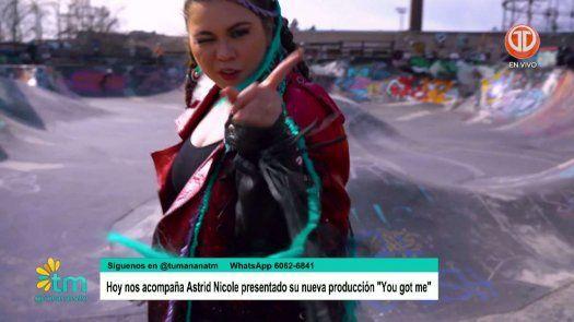 You Got Me, lo nuevo de Astrid Nicole