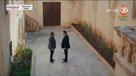 Azat confirma que Cihan no mató a Harun.
