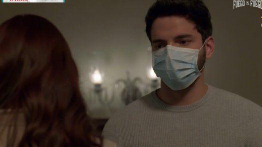 ENFERMERAS | Carlos le muestra a Helena la casa en donde vivirán el equipo médico